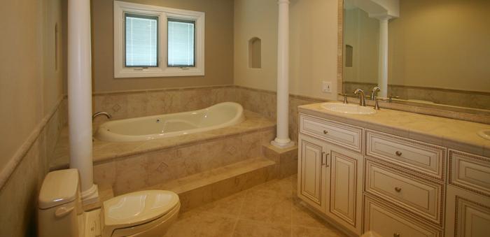 SPR Builders Inc Huntington Beach CA - Bathroom remodel huntington beach